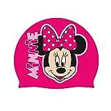 Minnie Mouse - Gorro para baño de silicona (Arditex WD8317)