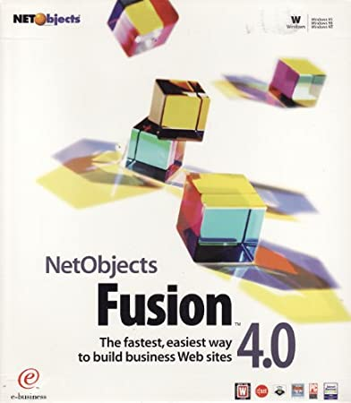 NetObjects Fusion 4.0