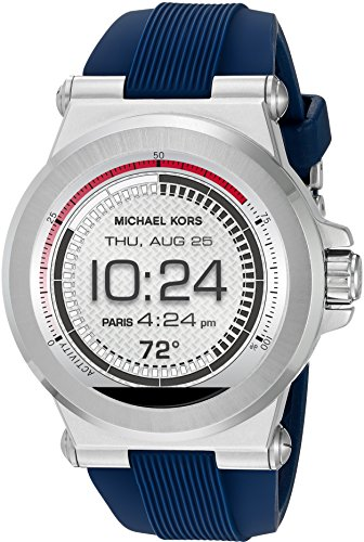 Michael Kors Access Touch Screen Blue Dylan Smartwatch MKT5008