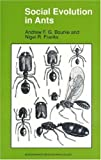 Social Evolution in Ants (0691044260) by Bourke, Andrew F.G.