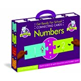 Get Ready for School Puzzle Cards: Numbersby Heather Stella