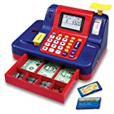 Learning Resources Teaching Cash Register (Frustration Free Packaging item)