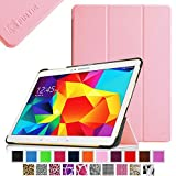 Fintie Samsung Galaxy Tab S 10.5 (10.5-Inch) Smart Shell Case - Ultra Slim Lightweight Stand Cover with Auto Sleep/Wake Feature, Pink