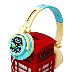 Disney Sulley headphones with Mic and Volume Control POR-217