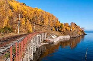 com - The Circum-baikal Railway - Historical Railway along Lake Baikal