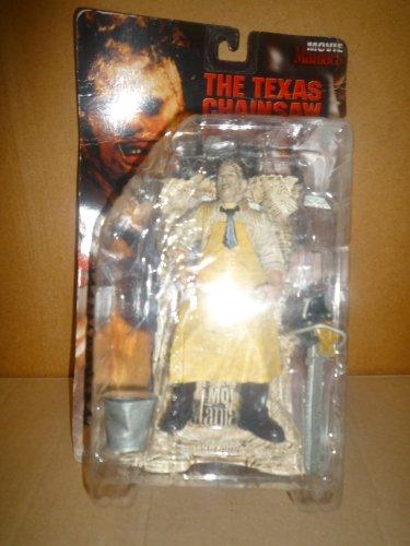 McFarlane Toys Movie Maniacs Series 1 Action Figure The Texas Chainsaw Massacre Leatherface