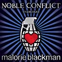 Noble Conflict Audiobook by Malorie Blackman Narrated by Jack Hawkins