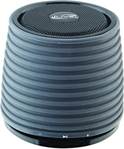 iLive GrooveTunes Wireless Bluetooth Speaker (Grey)