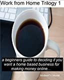 Work From Home Trilogy 1: A Beginner's Guide to Deciding If You Want a home Based Business for Making Money Online (Work From Home Series)