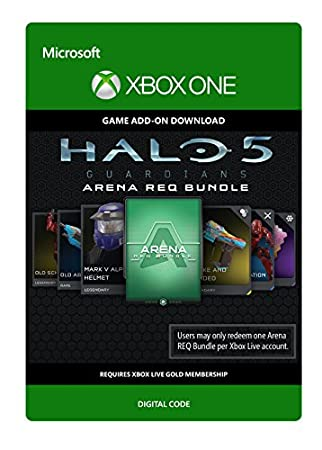 Halo 5 Guardians: Arena REQ Bundle - Xbox One [Digital Code]