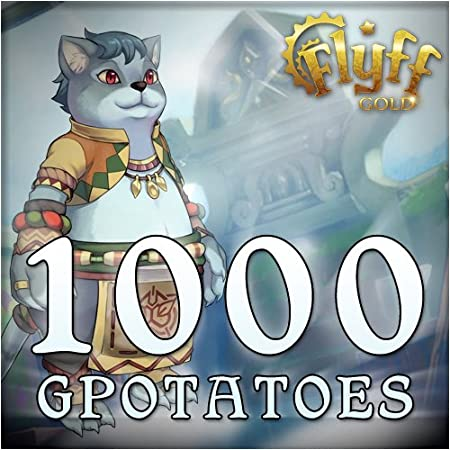 1000 gPotatos: Flyff [Game Connect]