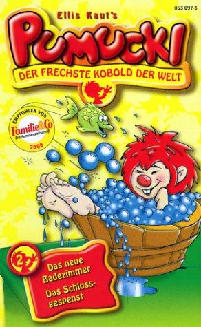 Meister Eder und sein Pumuckl 2: Das neue Badezimmer/Das Schlossgespenst [VHS]