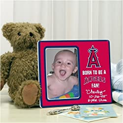 Los Angeles Angels Memory Company Born to Be Picture Frame MLB Baseball Fan Shop Sports Team Merchandise