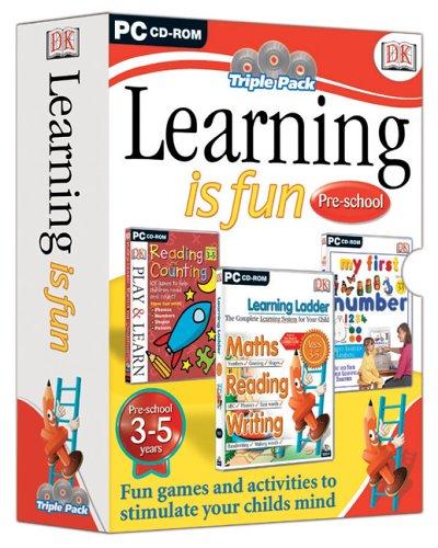 Learning is Fun - Preschool Pack