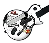 MusicSkins MS-JJ10027 Guitar Hero Les Paul – Wii