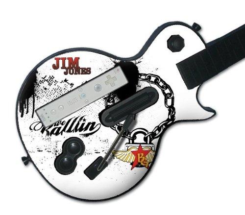 MusicSkins MS-JJ10027 Guitar Hero Les Paul - Wii