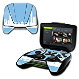MightySkins Skin NVIDIA Shield Portable York | Protective, Durable Unique Vinyl Decal wrap Cover | Easy to Apply, Remove Change Styles | Made in The USA (Color: New York, Tamaño: NVIDIA Shield Portable)