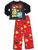 Angry Birds - Little Boys Long Sleeve Pajama Set