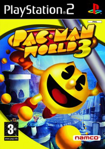 Pacman World 3 Used (PS2)