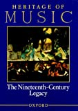 img - for Heritage of Music: Volume III: The Nineteenth-Century Legacy book / textbook / text book