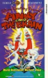 Steven Spielberg Presents - Pinky And The Brain - World Domination Workout Video [1996] [VHS]