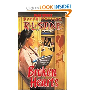 Broken Hearts (Fear Street Superchillers) by
