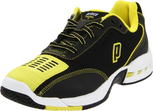 prince Junior Rebel II Tennis Shoe - Size 4.5 (UK) / 37.5 (EUR)