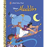 Aladdin (Disney Aladdin) (Little Golden Books (Random House))by Golden Books