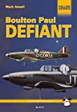 Image of Boulton Paul Defiant: Technical Details and History of the Famous British Night Fighter