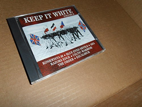Keep it White - Volume II (2) (Excalibur Razor compare prices)