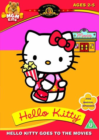 Hello Kitty 2 [DVD]