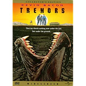 Amazon.com: Tremors: Kevin Bacon, Fred Ward, Finn Carter, Michael ...
