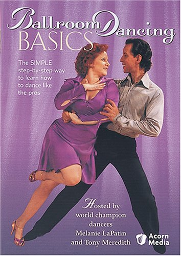Cover art for  Ballroom Dancing Basics