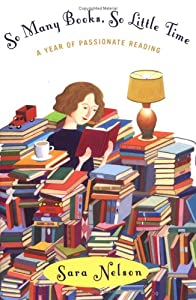 Cover of &quot;So Many Books, So Little Time&quot;