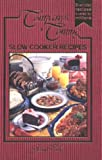 Slow Cooker Recipes (Company's Coming) (1895455375) by Jean Pare