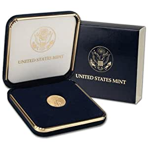 2013 American Gold Eagle (1/10 oz) $5 coin in U.S. Mint Gift Box