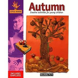 Outono: actividades criativas para a educação infantil