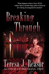 Breaking Through (Book 2 of the SEAL TEAM Heartbreakers)