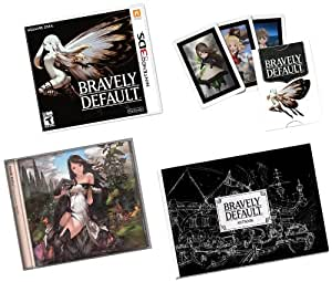 Bravely Default Collector's Edition - Nintendo 3DS