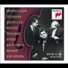 Complete music for piano four hands © Amazon