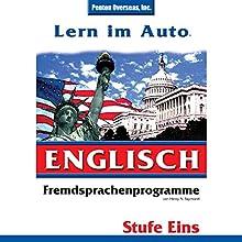Lern im Auto: Englisch, Stufe Eins  von Henry N. Raymond Gesprochen von: uncredited