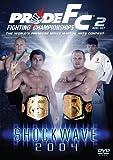 echange, troc Pride Fighting Championships - Shockwave 2004 [Import anglais]