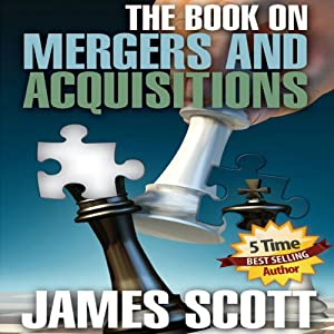 The Book on Mergers and Acquisitions Audiobook