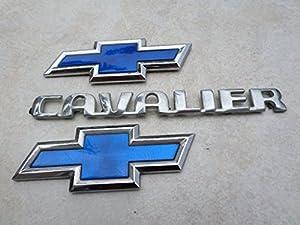Chevy cavalier logo