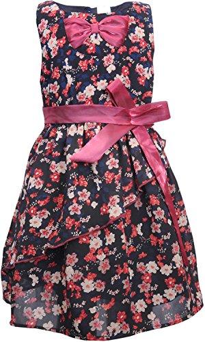 BIO-KID-Girls-Dress-(BTG-627-116,-Black,-5-6Y)