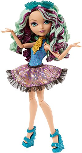 Mattel Ever After High Mirror Beach Madeline Hatter Doll