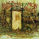 Mob Rules by Black Sabbath (1990) Audio CD