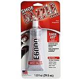 E6000 Shoe Dazzle Art Glue Adhesive 1 Ounce Tube