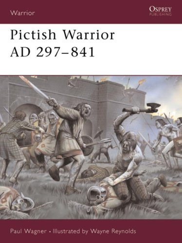 Pictish Warrior AD 297-841 (Warrior)