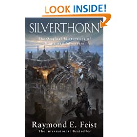 Silverthorn (The Riftwar Saga, Book 2)